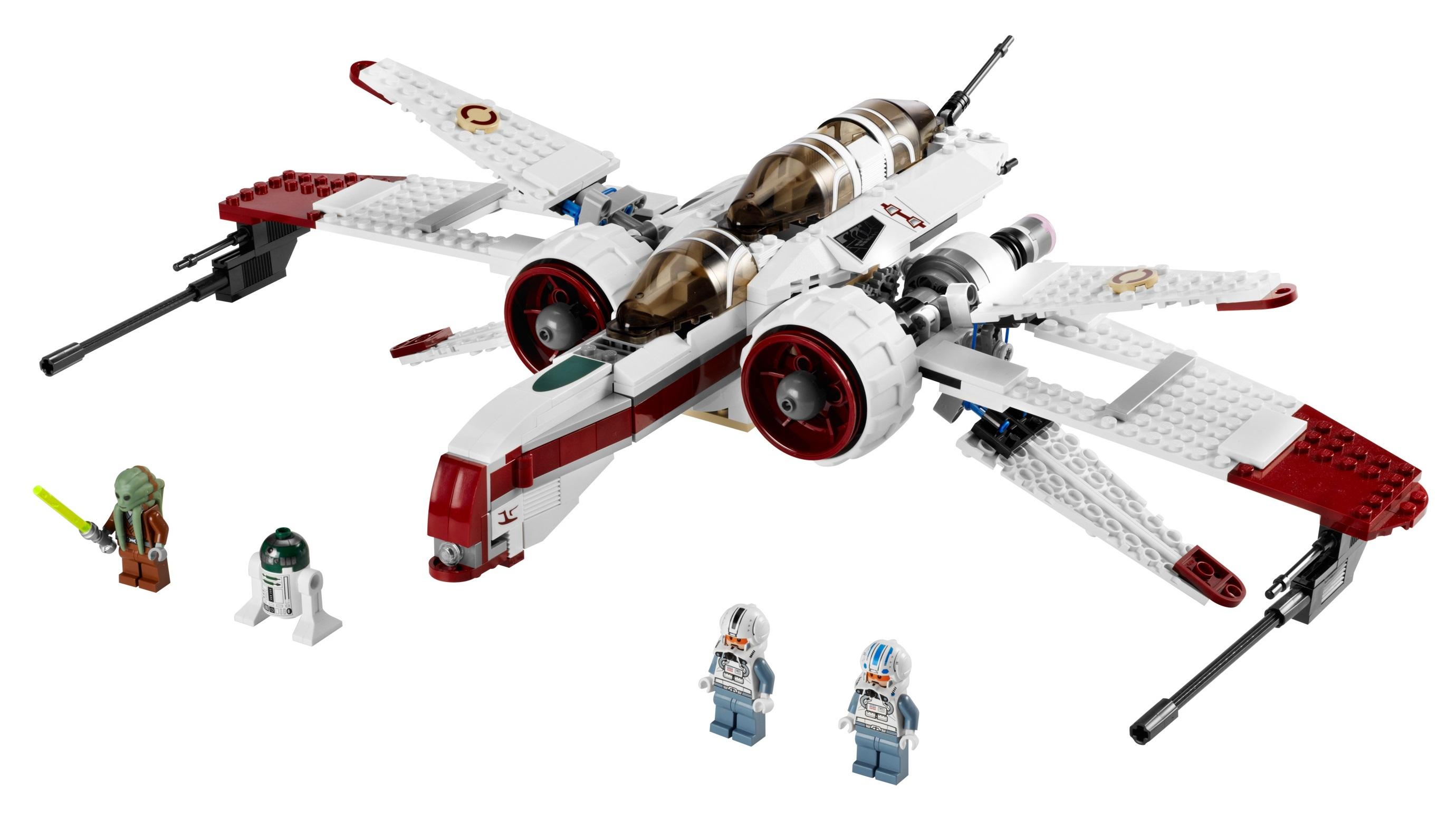 Лего 8088 arc 170 starfighter lego