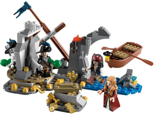 Лего 4181 логово пиратов lego