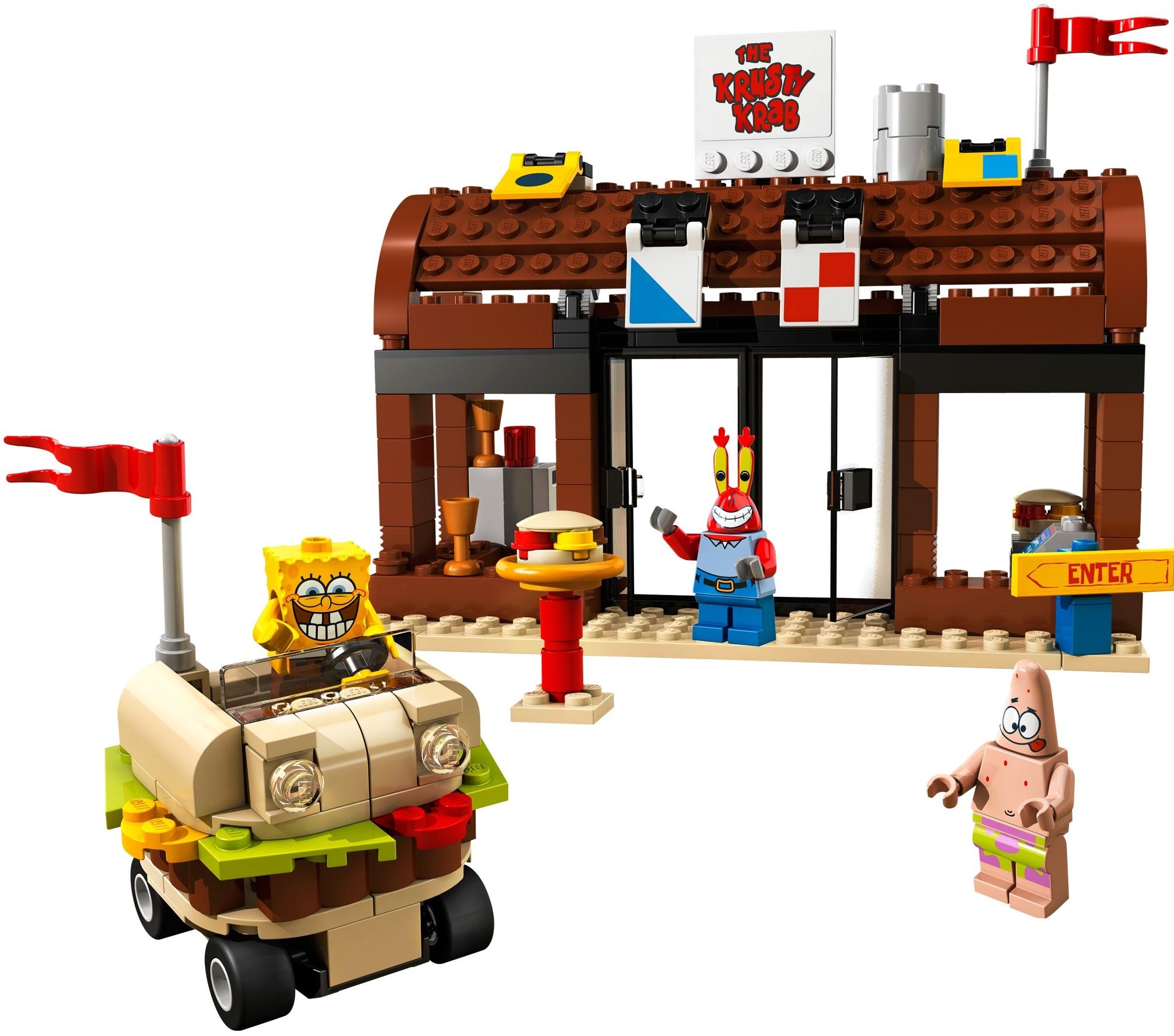 Игру Lego Creator