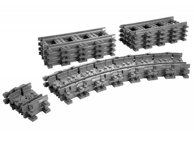 Лего 7499 - Гибкие пути LEGO