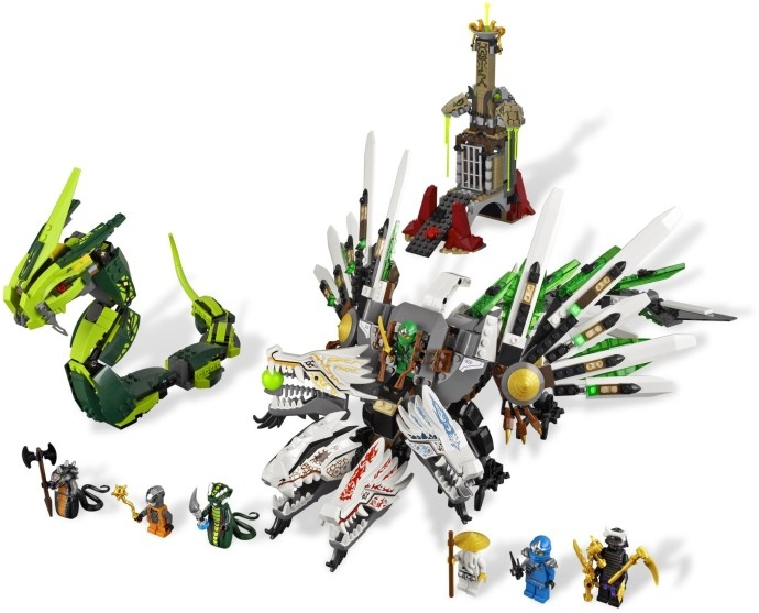 Лего 9450 последняя битва lego