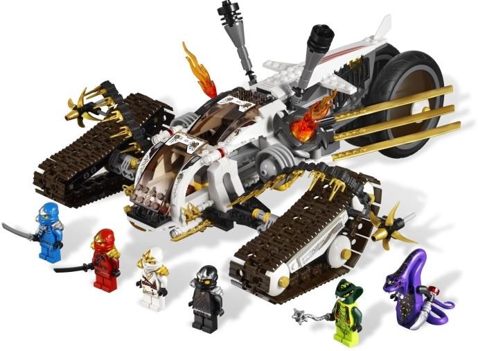 Лего 9449 сверхзвуковой самолёт lego