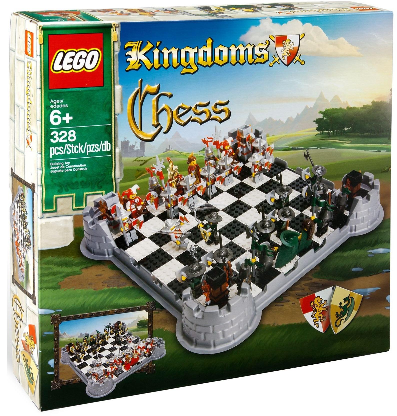 шахматное королевство картинка