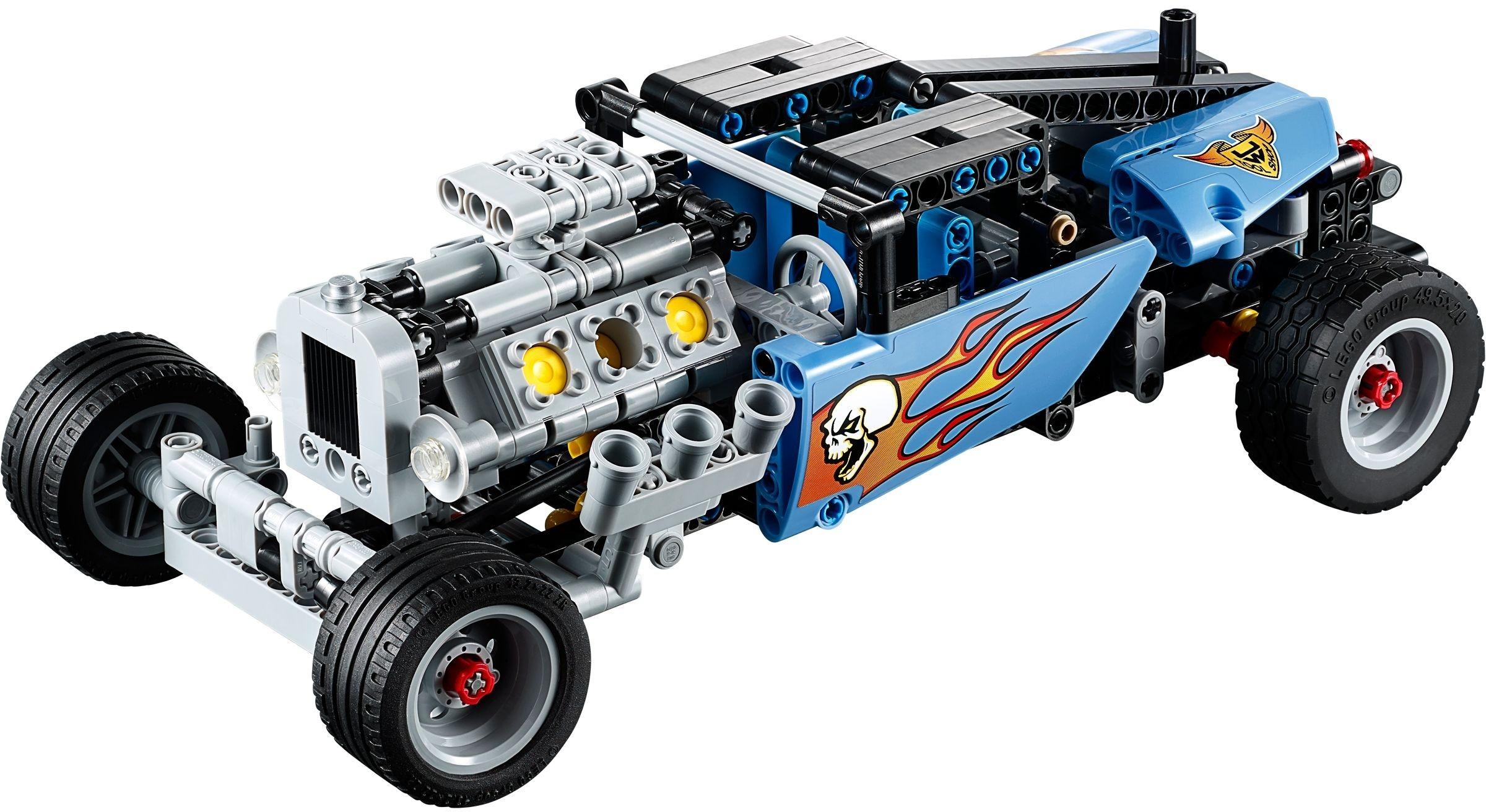 Lego техник 42022 - efd9