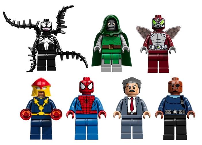 Лего супер герои marvel lego super heroes marvel 2013