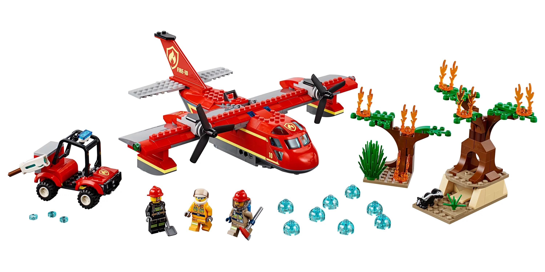 Пожарный самолёт