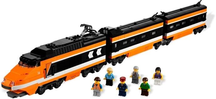 Поезд Horizon Express