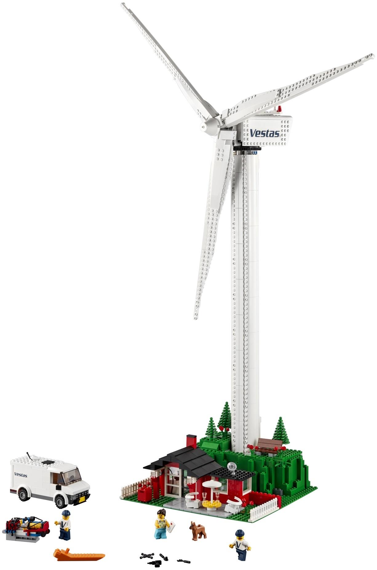 Ветряная турбина Vestas