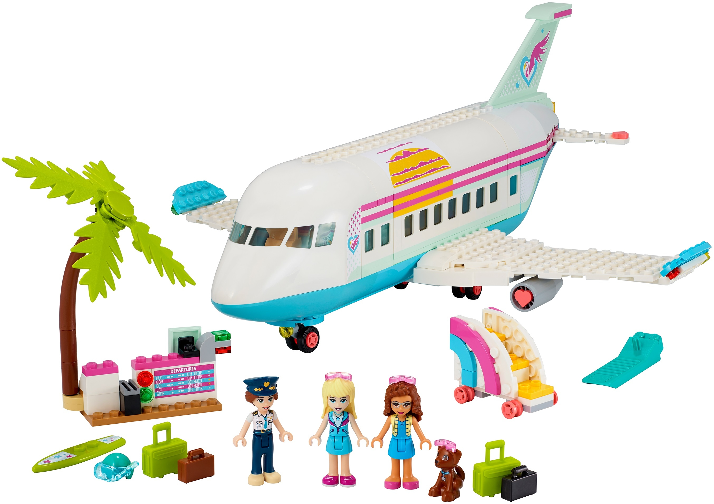 Самолёт в Хартлейк Сити