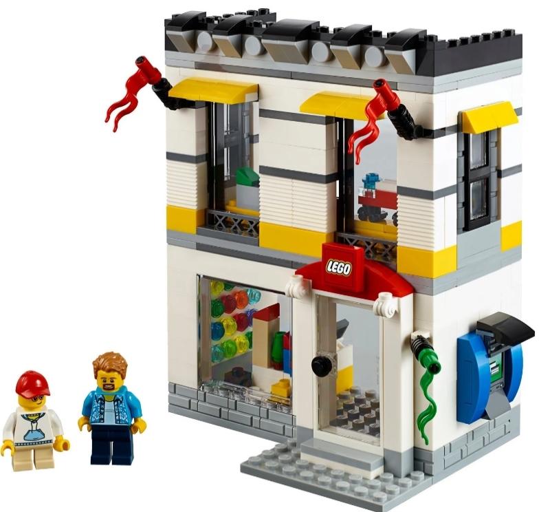 Магазинчик LEGO