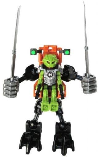 Шагающий робот Бриз