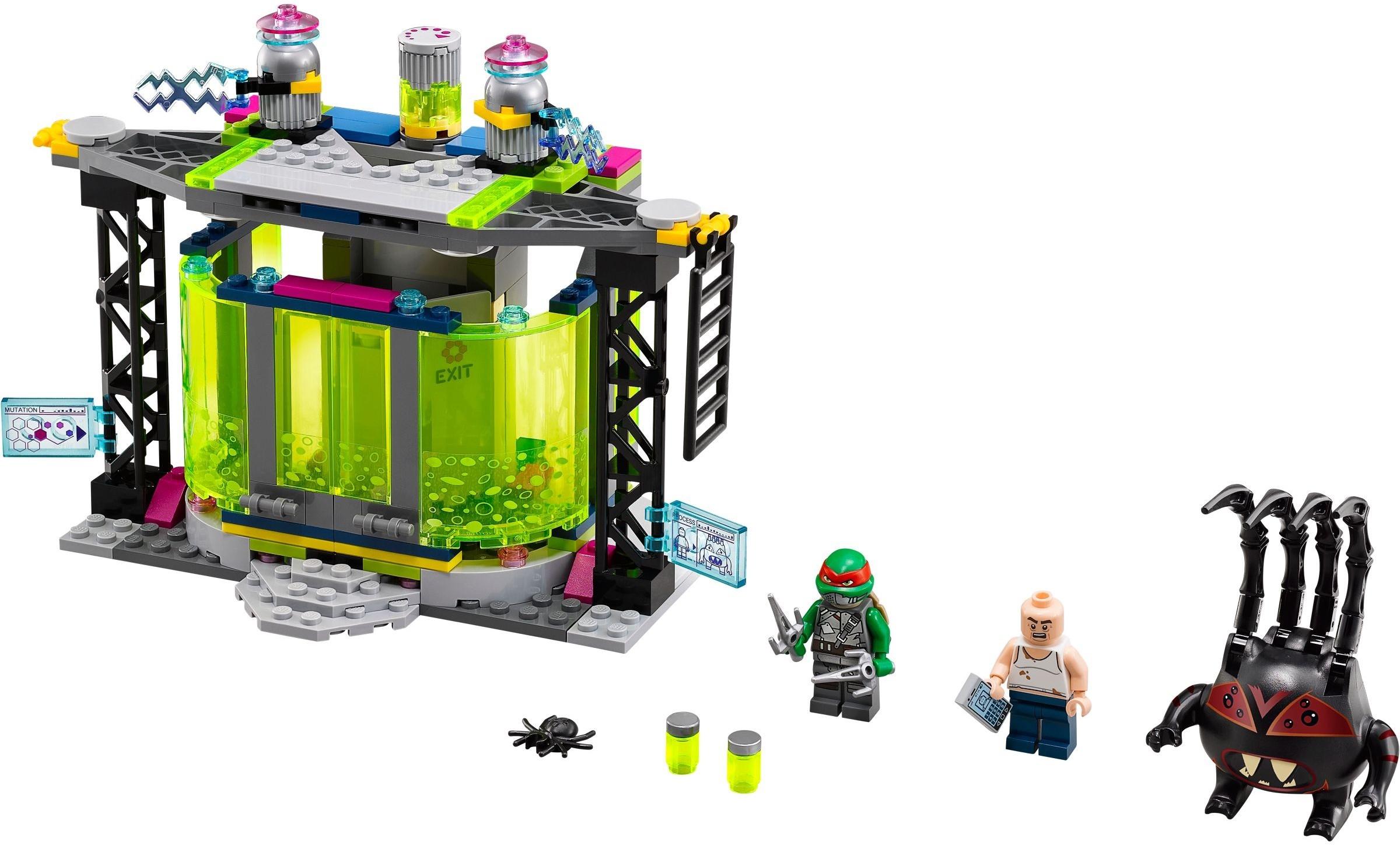 Лего 79119 Комната мутации Lego