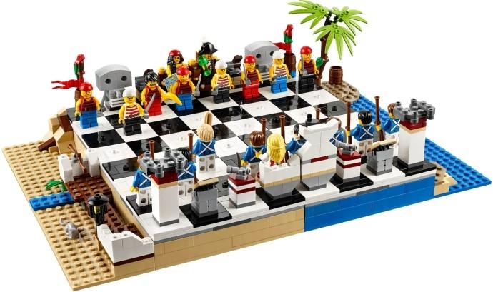 Пиратские шахматы
