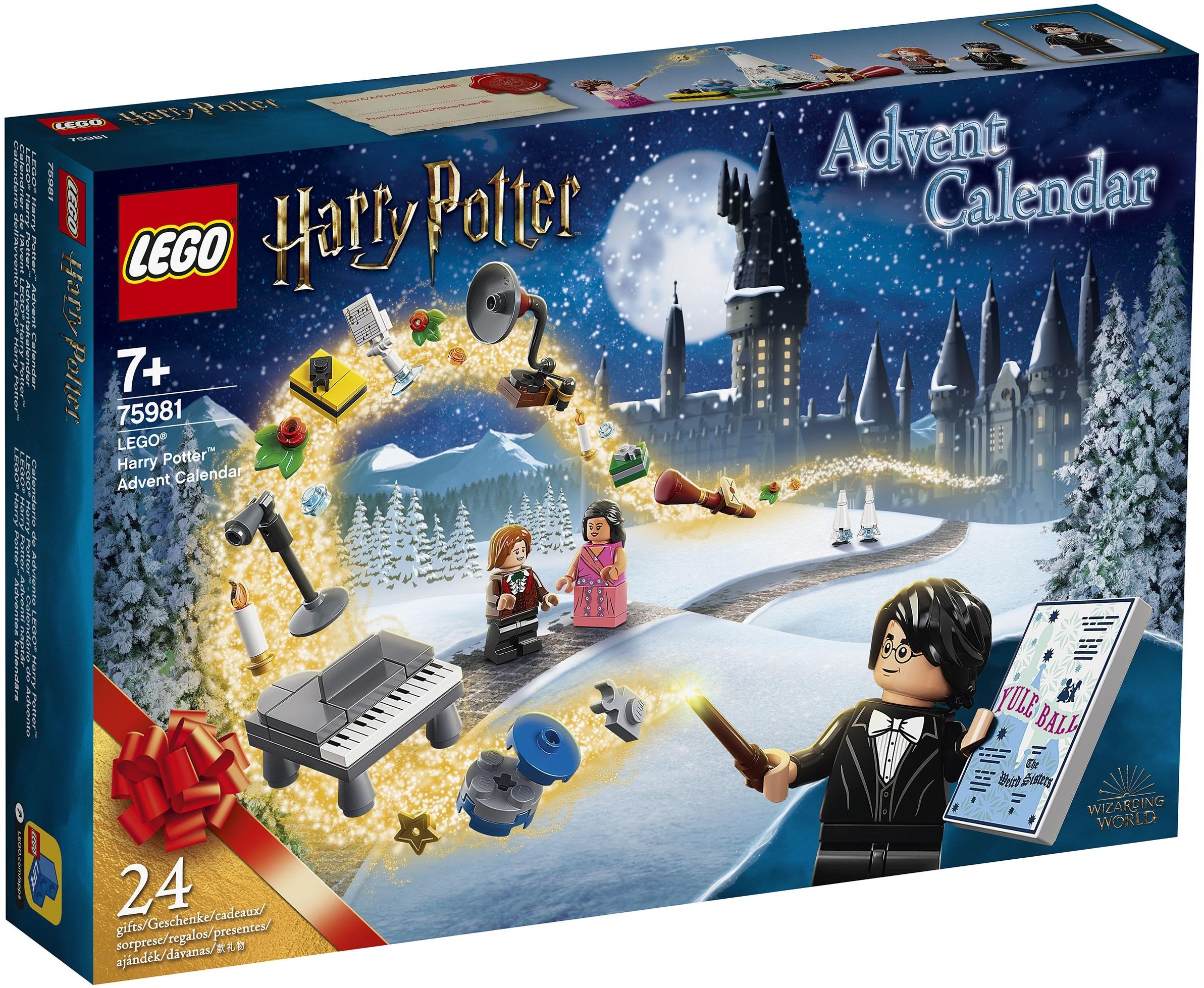 Новогодний календарь Harry Potter
